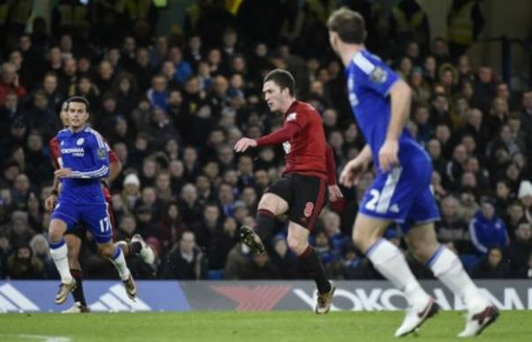 Chelsea 2-2- West- Brom