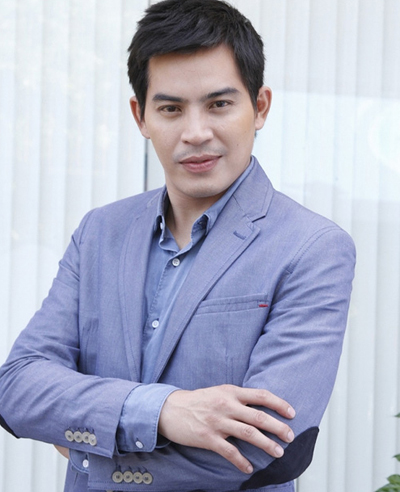 Diễn viên Por Tridsadee Sahawong.
