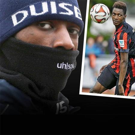 Milan cho rằng Yaffa đã 26 tuổi, nhiều hơn 9 tuổi khi chơi cho đội trẻ.