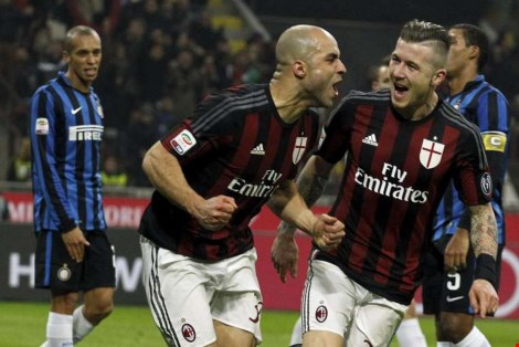 AC-Milan -3-0- Inter-Milan
