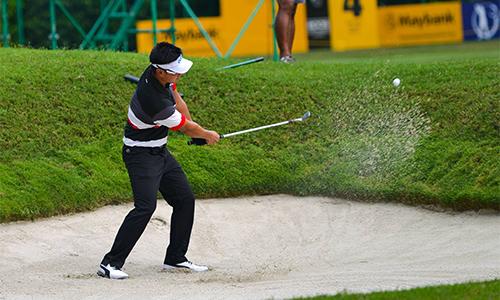 Vượt qua lát cắt loại và có tiền thưởng đồng nghĩa với việc golf thủ Việt Nam đã có một giải đấu thành công