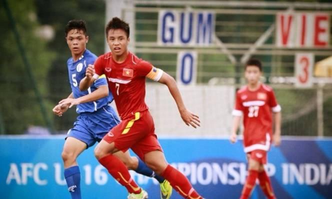 Cơn khát vàng của bóng đá Việt Nam sắp được U16 hóa giải