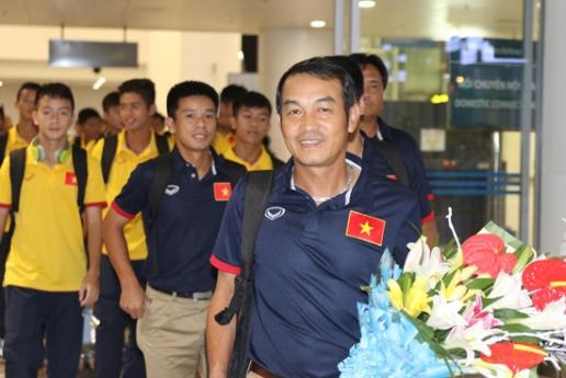 U16 Việt Nam chỉ về nhì vẫn được VFF thưởng lớn