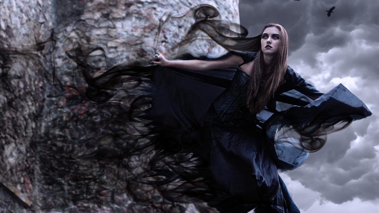 mơ thấy phù thủy đánh con gì