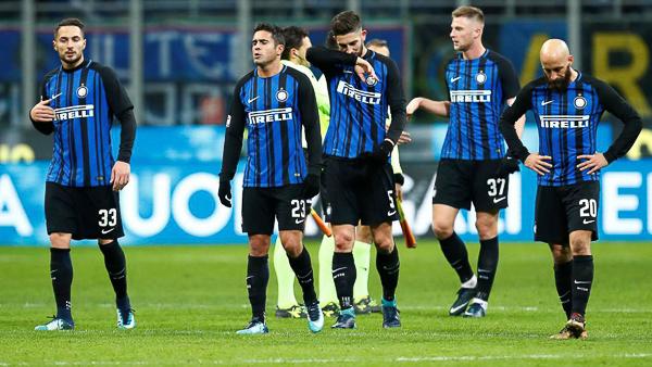 Inter Milan đang trở lại đúng hướng