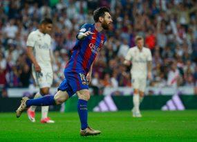 1302-Valverde hy vọng Messi sẽ có mặt trong trận gặp Madrid