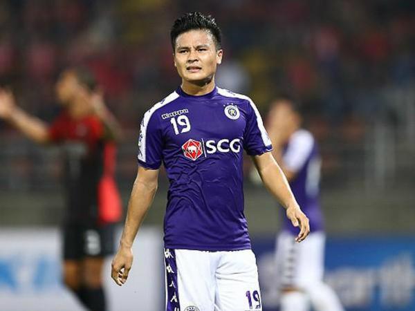 Quang Hải, Đình Trọng được nghỉ ngơi ở AFC Cup 2019