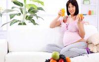 Cẩm nang mẹ bầu cần thiết khi uống nước cam