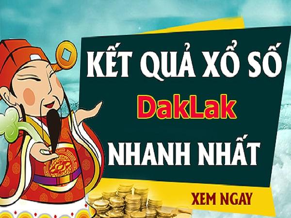 Dự đoán kết quả XS Daklak Vip ngày 09/12/2019
