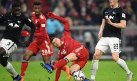Tin bóng đá Đức 16/3: Leipzig mở đường cho Bayern vô địch