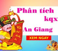 Phân tích kqxs An Giang 6/5/2021
