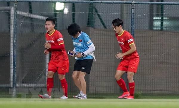 Thể thao 10/6:Thông tin mới về chấn thương của Tuấn Anh, Văn Toàn