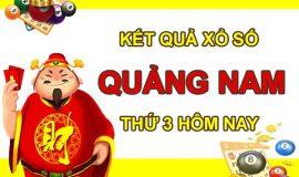 Dự đoán XSQNM 6/7/2021 chốt KQXS Quảng Nam thứ 3
