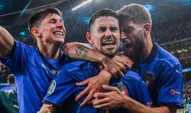 Ý 1-1 Tây Ban Nha: Jorginho đưa Azzurri vào chung kết Euro 2020
