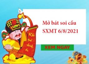 Mở bát soi cầu SXMT 6/8/2021