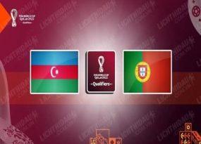 Soi kèo bóng đá Azerbaijan vs Bồ Đào Nha, 23h00 ngày 7/9